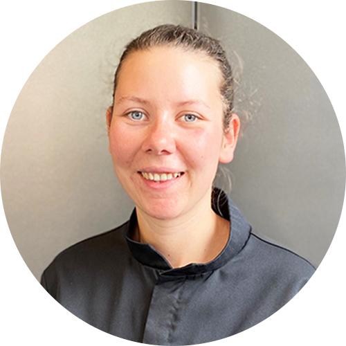 Nathalie Nicoulin - Commis de cuisine